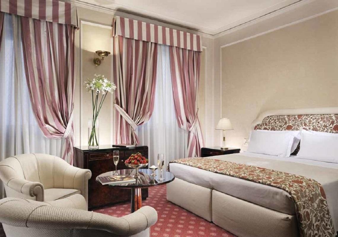 Hotel De La Ville, Firenze. Geco Consulenze Alberghiere