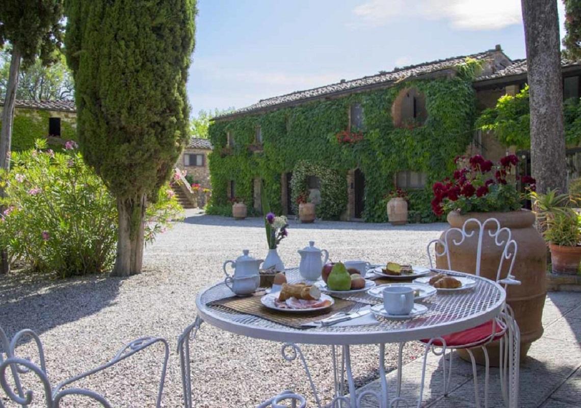 Tenuta di Ricavo, Castellina in Chianti. Geco Hotels, Geco Consulenze Alberghiere